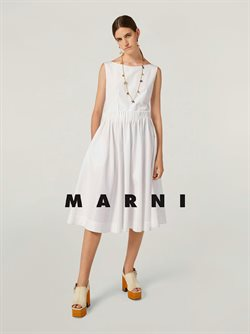 Marni catalogue ( More than a month )