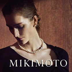 Mikimoto deals in the New York weekly ad