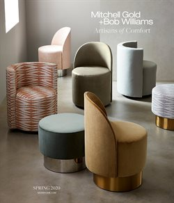 Home & Furniture offers in the Mitchell Gold + Bob Williams catalogue in Denton TX ( Expires tomorrow )