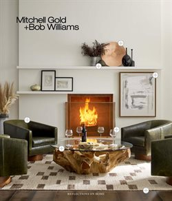 Home & Furniture offers in the Mitchell Gold + Bob Williams catalogue in Honolulu HI ( 11 days left )
