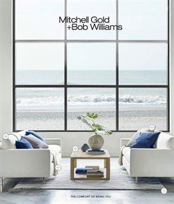 Mitchell Gold + Bob Williams catalogue ( 11 days left )