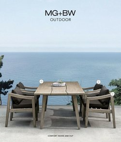 Home & Furniture deals in the Mitchell Gold + Bob Williams catalog ( 2 days left)