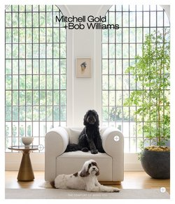 Mitchell Gold + Bob Williams deals in the Mitchell Gold + Bob Williams catalog ( 6 days left)