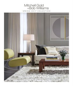 Home & Furniture deals in the Mitchell Gold + Bob Williams weekly ad in Dallas TX