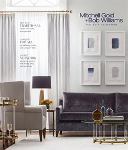 Mitchell Gold + Bob Williams deals in the New York weekly ad