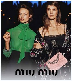 Miu Miu deals in the New York weekly ad