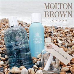 Molton Brown deals in the New York weekly ad