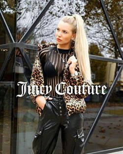 Juicy Couture catalogue ( More than a month )