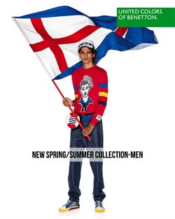 United Colors of Benetton catalogue ( More than a month )