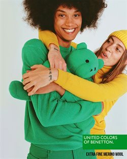 United Colors of Benetton catalogue ( 21 days left )