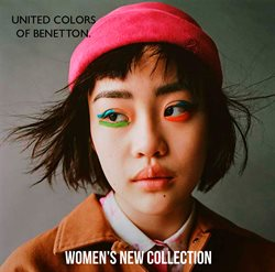 United Colors of Benetton deals in the United Colors of Benetton catalog ( 18 days left)