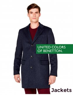 United Colors of Benetton deals in the New York weekly ad