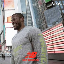 New Balance deals in the New York weekly ad