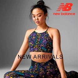 Sports deals in the New Balance weekly ad in Ontario CA