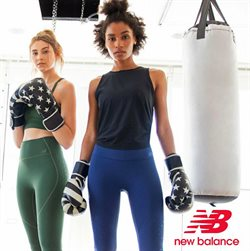 Sports offers in the New Balance catalogue in Savannah GA ( More than a month )