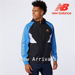 Sports offers in the New Balance catalogue in Orland Park IL ( More than a month )