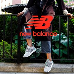 Sports deals in the New Balance weekly ad in New York