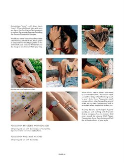 Clothing deals in the Piaget weekly ad in New York
