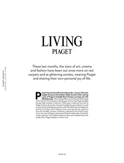 Earrings deals in the Piaget weekly ad in New York