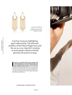 Pendant deals in the Piaget weekly ad in Los Angeles CA