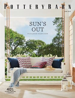 Pottery Barn deals in the San Antonio TX weekly ad