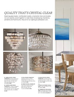 Bella deals in the Pottery Barn weekly ad in New York