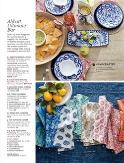 Drawers deals in the Pottery Barn weekly ad in New York