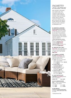 Tray deals in the Pottery Barn weekly ad in New York
