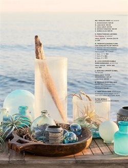Batteries deals in the Pottery Barn weekly ad in New York