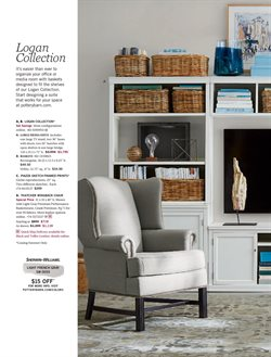 Shelving deals in the Pottery Barn weekly ad in New York