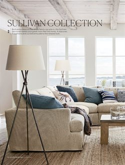 Cushions deals in the Pottery Barn weekly ad in New York