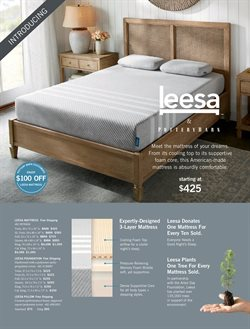 Mattress deals in the Pottery Barn weekly ad in Kansas City MO
