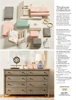 Chairs deals in the Pottery Barn weekly ad in Troy NY