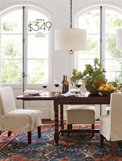 Chairs deals in the Pottery Barn weekly ad in Albany NY