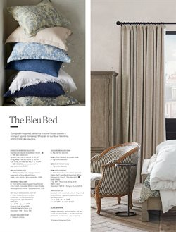 Bedroom deals in the Pottery Barn weekly ad in Troy NY