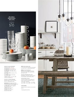 Watch deals in the Pottery Barn weekly ad in New York