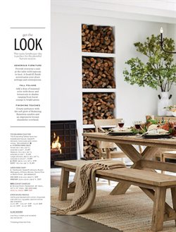 Rug deals in the Pottery Barn weekly ad in New York