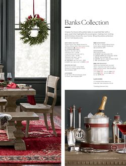 Chairs deals in the Pottery Barn weekly ad in Springfield MA