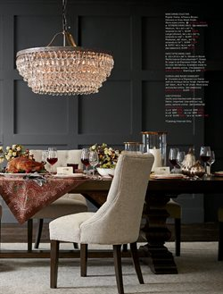 Chairs deals in the Pottery Barn weekly ad in Schenectady NY