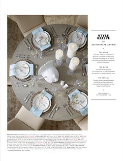 Prints deals in the Pottery Barn weekly ad in Charlottesville VA