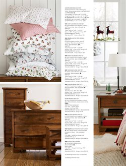 Dresser deals in the Pottery Barn weekly ad in New York