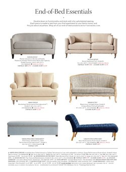 Storage deals in the Pottery Barn weekly ad in Columbus OH