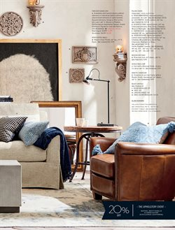 Table deals in the Pottery Barn weekly ad in Columbus OH