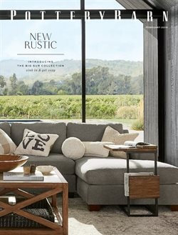Home & Furniture deals in the Pottery Barn weekly ad in Chicago Heights IL