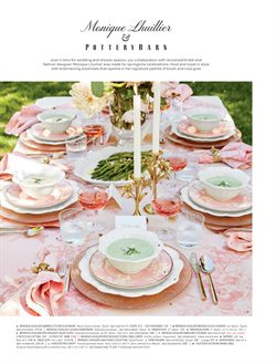 Plates deals in the Pottery Barn weekly ad in East Lansing MI