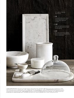 Fruit bowl deals in the Pottery Barn weekly ad in New York