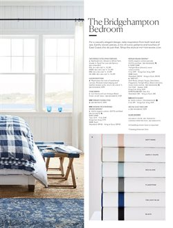 Bedding deals in the Pottery Barn weekly ad in New York