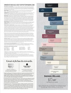 Memory foam mattress deals in the Pottery Barn weekly ad in New York