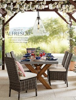 Pottery Barn deals in the Kansas City MO weekly ad