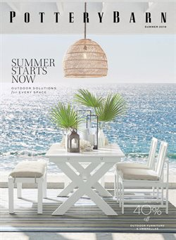 Home & Furniture deals in the Pottery Barn weekly ad in New York